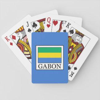 Le Gabon Jeu De Cartes