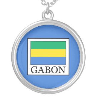 Le Gabon Pendentif Rond
