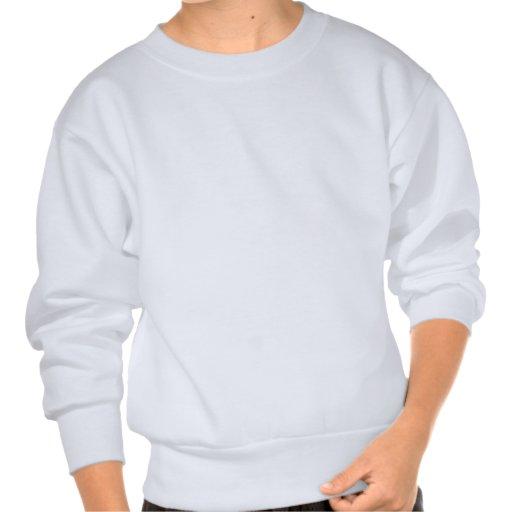 Le garçon du football badine le sweatshirt