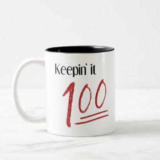 Le gardant tasse 100
