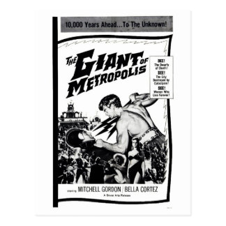 """""""Le géant carte postale de métropole"""""""