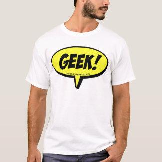 Le geek parlent le T-shirt