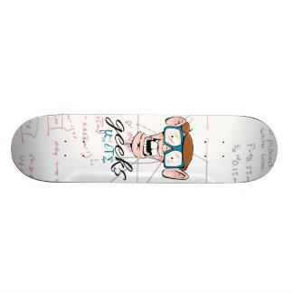 Le geeks unit skateboard 20,6 cm