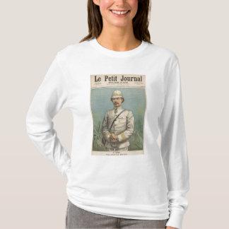 Le Général Alfred Amedee Dodds au Dahomey T-shirt