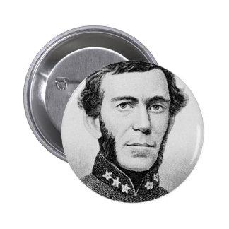 Le Général Braxton Bragg Badges Avec Agrafe