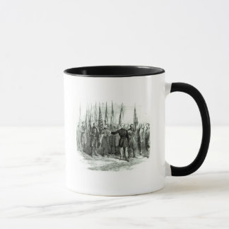 Le Général Custer Mugs