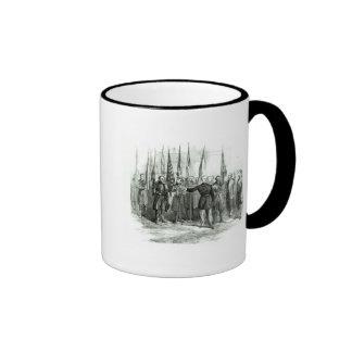 Le Général Custer Tasses