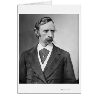 Le Général George Custer Cartes