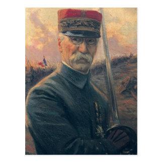 Le Général Joseph Gallieni Carte Postale