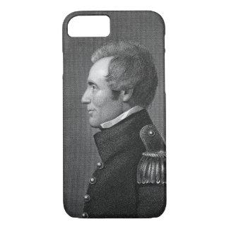 Le Général principal Edmund Pendleton Gaines Coque iPhone 7
