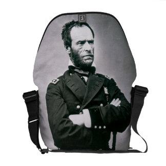 Le Général William T. Sherman (1820-91) (photo de  Sacoche
