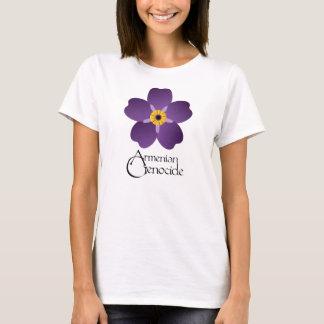Le génocide arménien m'oublient pas le T-shirt 1