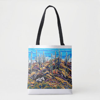 Le Giants du désert impriment partout le sac