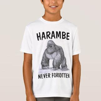 Le GORILLE de HARAMBE badine le T-shirts