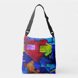 Le graffiti urbain #4 tout plus de - imprimez le sac