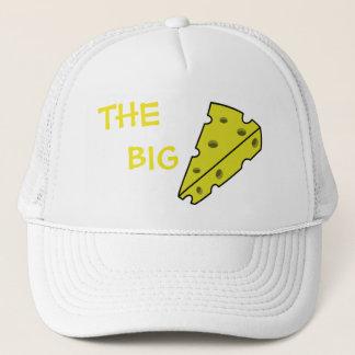Le grand casquette de patron de fromage