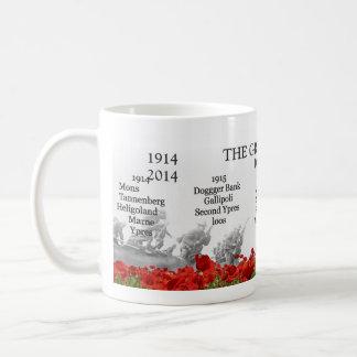 Le grand centenaire de guerre mug