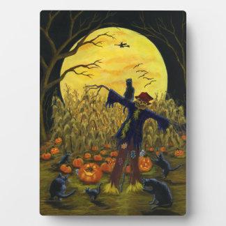 Le grand chevalet de Halloween a soutenu l'art la Impression Sur Plaque