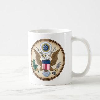 Le grand joint présidentiel des Etats-Unis Mug