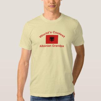 Le grand-papa albanais le plus frais t-shirts