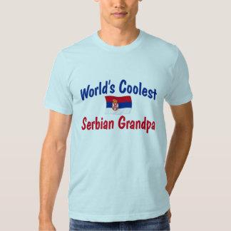 Le grand-papa serbe le plus frais du monde t-shirt