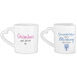 Le grand-parent attaque l'est. 2016 mug