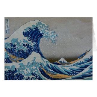 Le grand tsunami cartes