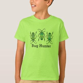 Le graphique de dessin rugueux branche le T-shirt