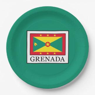 Le Grenada Assiettes En Papier