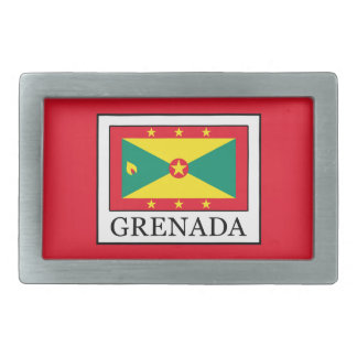 Le Grenada Boucles De Ceinture Rectangulaires