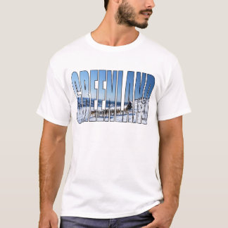 le Groenland 254 T-shirt
