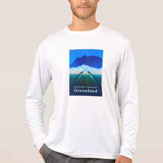 Le Groenland - le Narwhal T-shirt