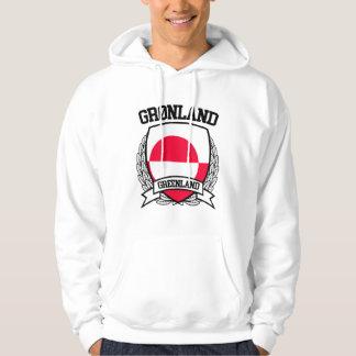 Le Groenland Veste À Capuche