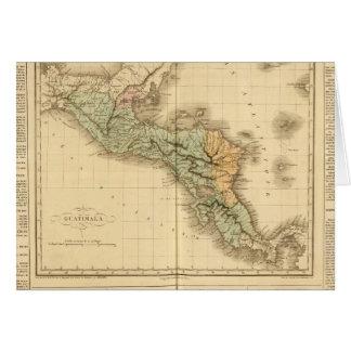 Le Guatemala Carte De Vœux