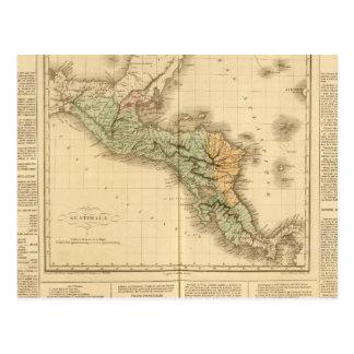 Le Guatemala Carte Postale