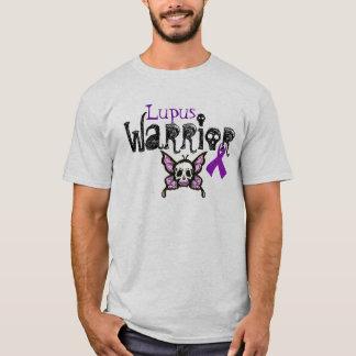 Le guerrier de lupus… n'abandonnent jamais ! t-shirt