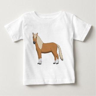 Le Haflinger est T-shirt Pour Bébé