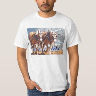Le Haflinger puissant T-shirt