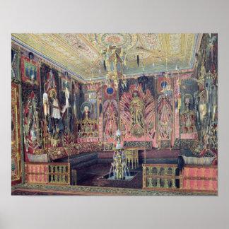 Le Hall Arabe dans le palais 0 de Catherine Posters