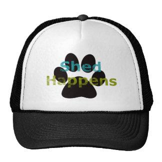 Le hangar se produit chapeau casquette trucker