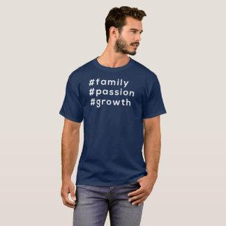 Le Hashtag tout pièce en t d'objet immobilier de T-shirt