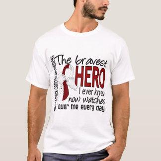 Le héros le plus courageux j'ai jamais connu le t-shirt