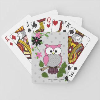 Le hibou vous voie ! jeu de cartes