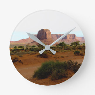 Le hub horloge ronde