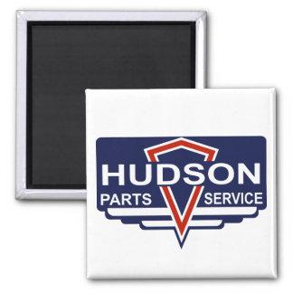 Le Hudson vintage partie le signe Magnets Pour Réfrigérateur