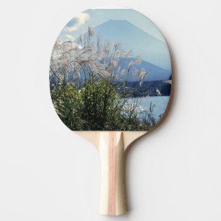 Le Japon, Honshu, Yamanashi de préférence., Raquette De Ping Pong