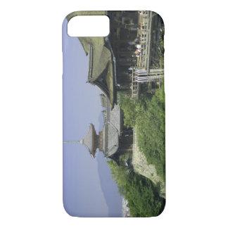 Le Japon, Kyoto, la vue du temple de Kiyomizu Coque iPhone 7
