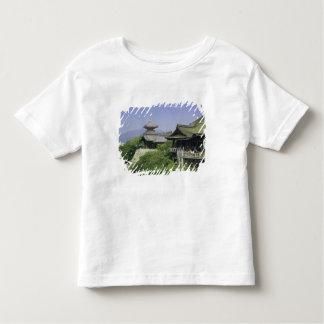 Le Japon, Kyoto, la vue du temple de Kiyomizu T-shirt Pour Les Tous Petits