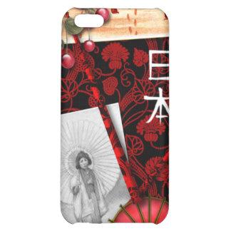 Le Japonais a inspiré le coque iphone rouge et noi
