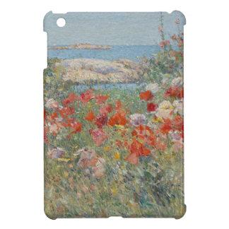 Le jardin de Celia Thaxter, îles des bancs, Maine Coques iPad Mini